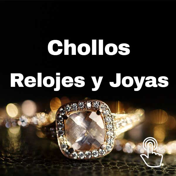 Chollos relojes y joyas