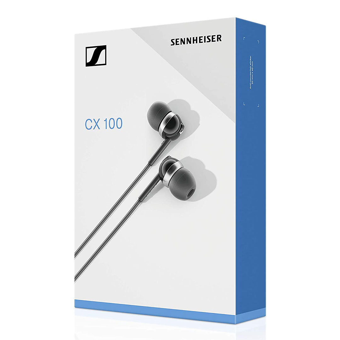 Sennheiser CX 100 - Auriculares intraurales