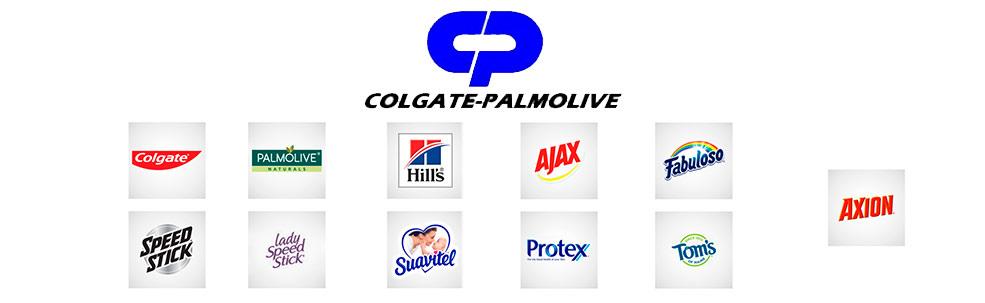 Marcas de Colgate-Palmolive