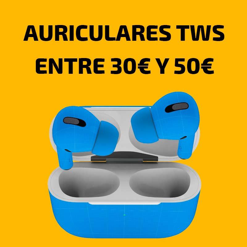 Auriculares-TWS-entre-30€-y-50€