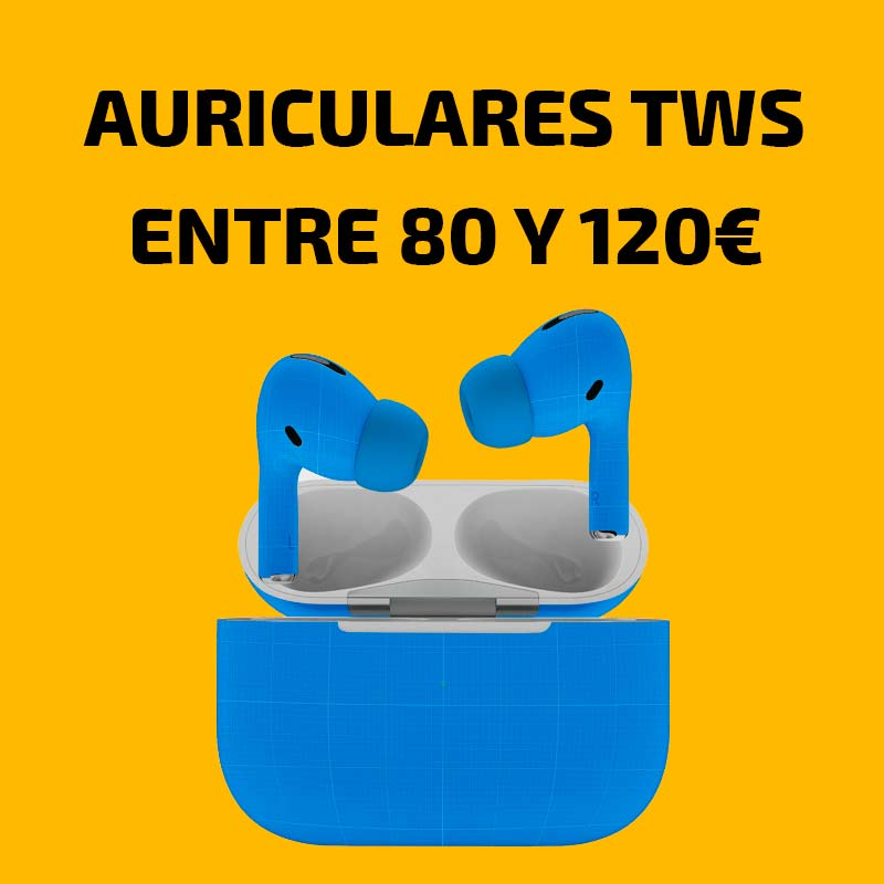 Auriculares-inalámbricos-entre-80€-y-120€