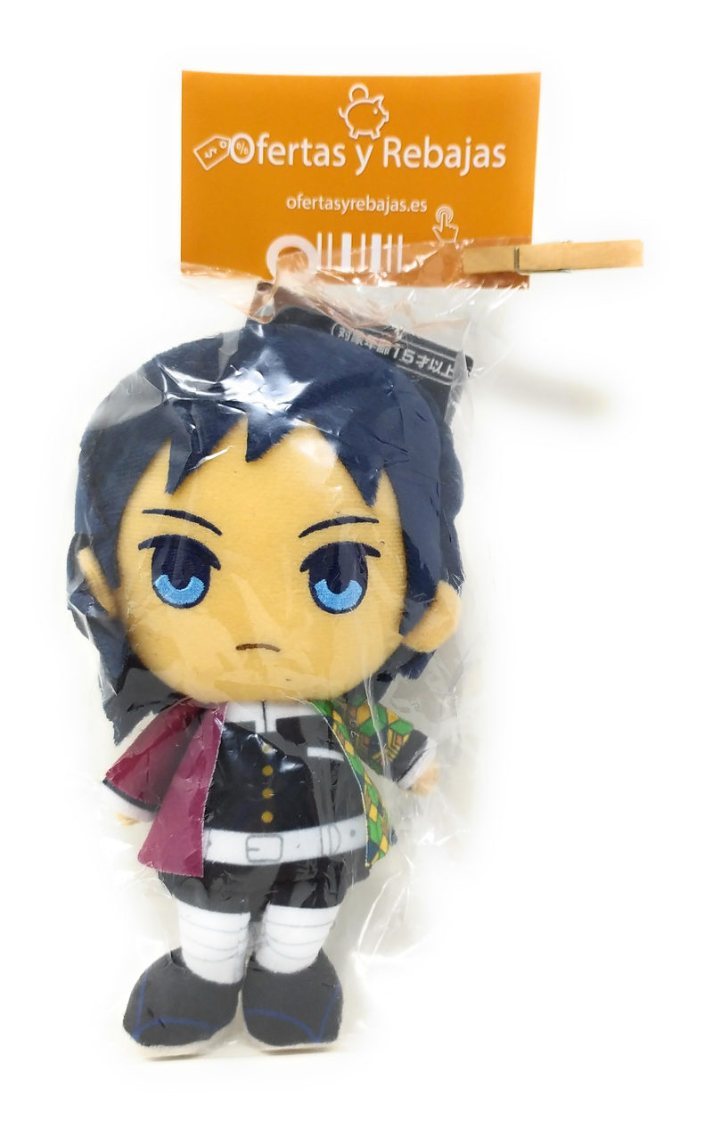 BANDAI Demon Slayer Kimetsu no Yaiba Chibi Plush Pel