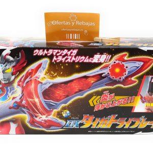 BANDAI Ultraman Taiga DX Taiga Tri-Blade