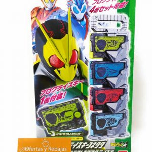 Bandai Kamen Rider Zero-One DX Progrize Key Connector & Amazing Hercules Progrize Key