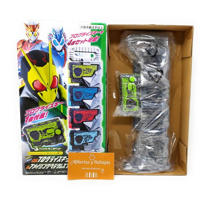 Ofertasyrebajas Bandai Kamen Rider Zero-One DX Progrize Key Connector & Amazing Hercules Progrize Key