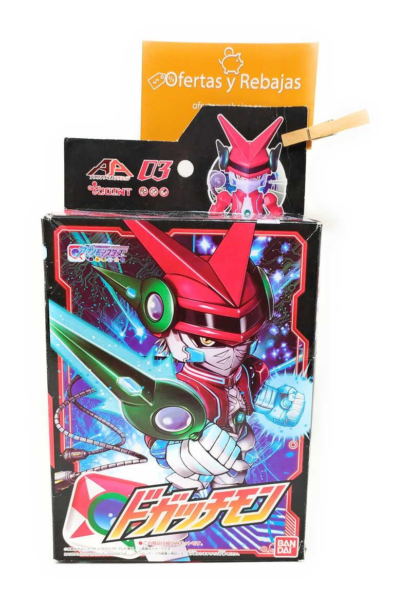 Digimon Universe Apply Monsters AP Realize Action AA-03 dogachmon