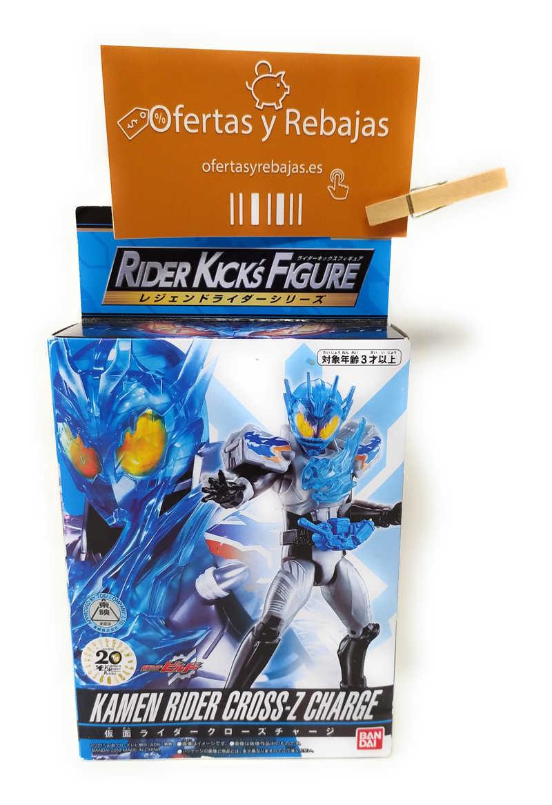Figura Kamen Rider Cross-z Charge
