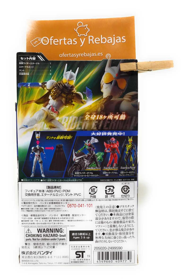 Figura Kamen Rider Eternal Oferta