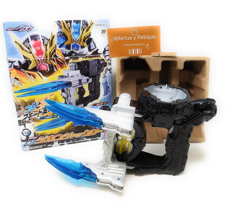 Oferta - Bandai Kamen Rider Zi-O DX Zikan Zaclaw