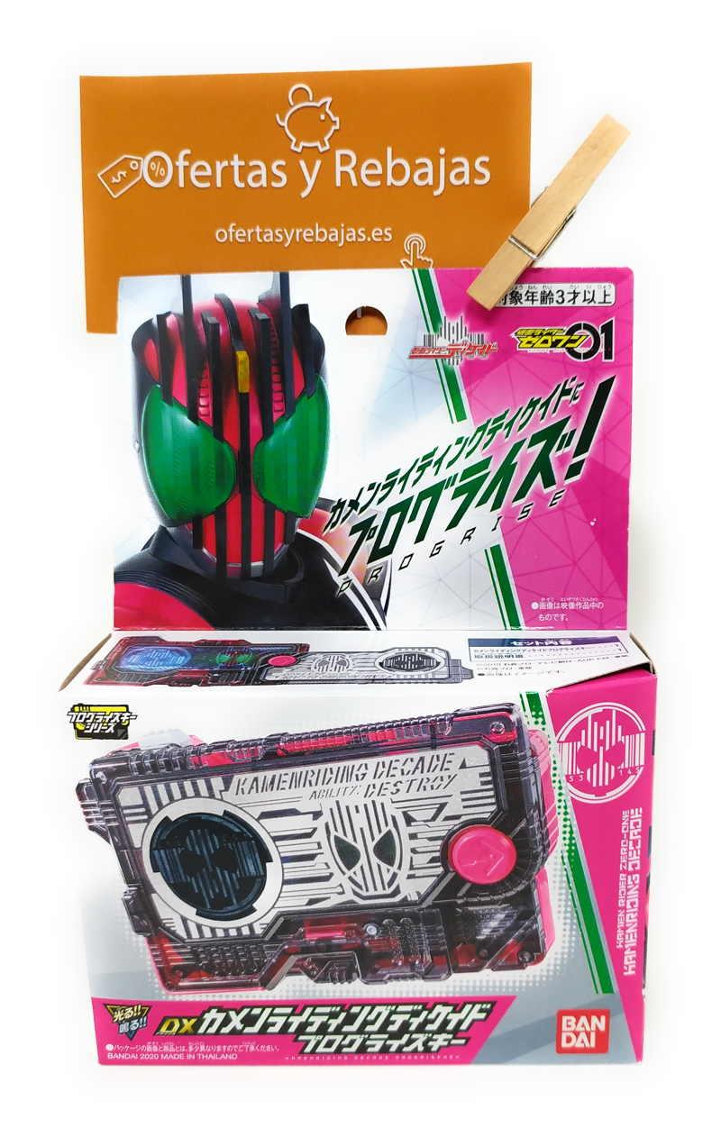 OfertasyRebajas® » Kamen Rider ZERO-ONE DX DECADE Progrise Key