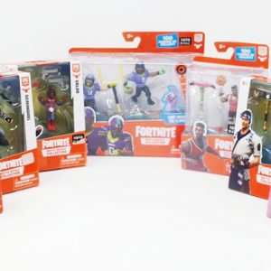 Pack 2 » 8 Figuras de Fortnite coleccionables