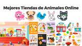 Mejores Tiendas de Animales Online para Comprar Accesorios, Juguetes y Comida Animal